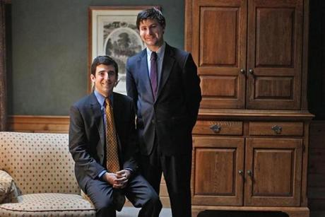 Brothers Daniel and Michael Bendetson have worked with their family since 2010 lobbying for legislation to establish a national moment of silence on Veterans Day.